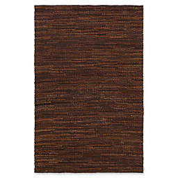 Surya Tescott 5-Foot x 7-Foot 6-Inch Accent Rug in Camel