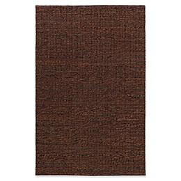 Surya Tescott 5-Foot x 7-Foot 6-Inch Accent Rug in Dark Brown