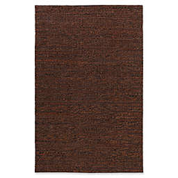 Surya Tescott 5-Foot x 7-Foot 6-Inch Accent Rug in Dark Brown