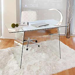 LumiSource Glacier Desk