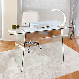 LumiSource Glacier Desk