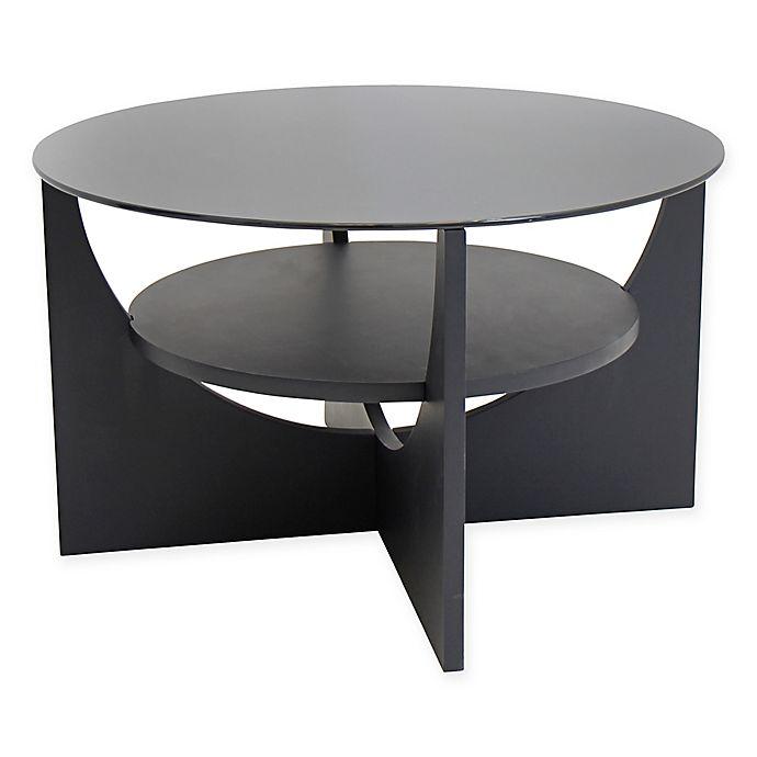Alternate image 1 for LumiSource® U-Shaped Coffee Table