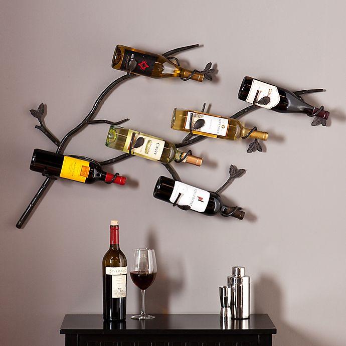 Alternate image 1 for Southern Enterprise Brisbane Wall Wine Rack