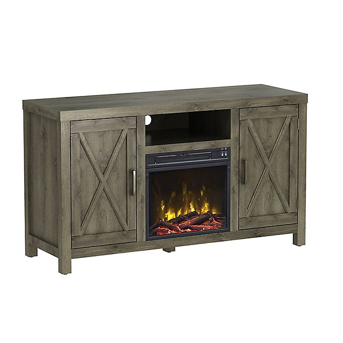 Classicflame 174 Humboldt Electric Fireplace And Tv Stand In