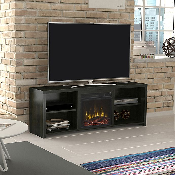 Fabulous Classicflame Shelter Cove Electric Fireplace And Tv Stand Download Free Architecture Designs Ponolprimenicaraguapropertycom