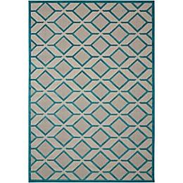 Nourison Aloha Geometric Indoor/Outdoor Rug