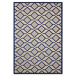 Nourison Aloha Geometric Indoor/Outdoor Rug