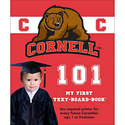Cornell 101: My First Text-Board-Book