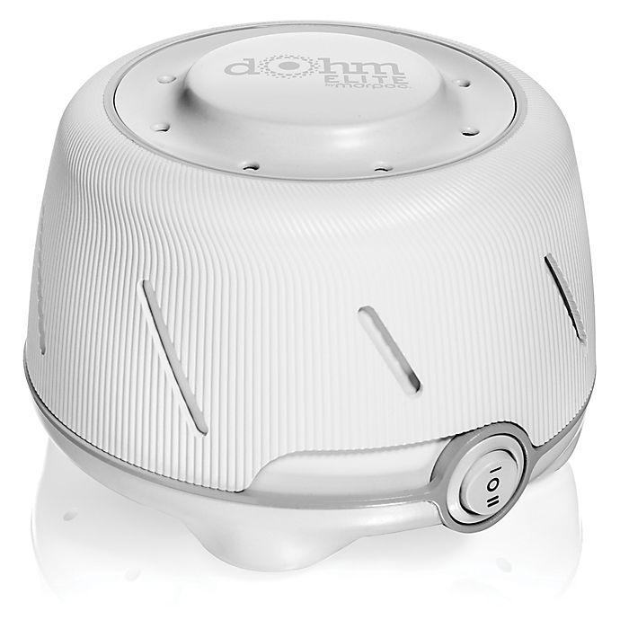 Alternate image 1 for Marpac The Original Sound Conditioner Dohm Elite White Noise Machine in Grey