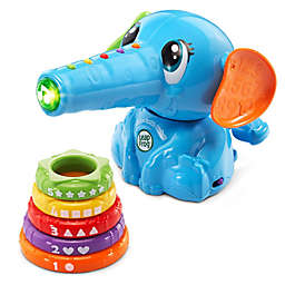 Stack and Tumble Elephant in Blue