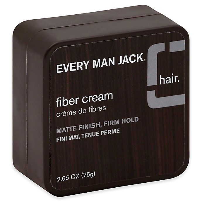 Alternate image 1 for Every Man Jack® 2.65 oz. Fiber Cream Fragrance-Free