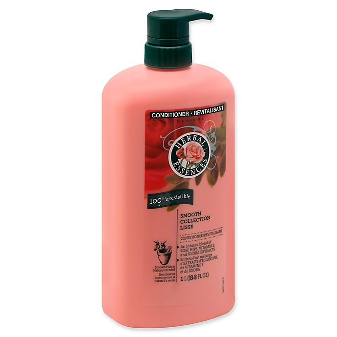 Alternate image 1 for Herbal Essences Smooth Collection 33.8 fl. oz. Conditioner
