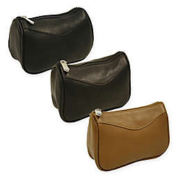 Piel® Leather Classic Carry-All Zip Pouch