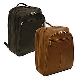 Piel® Leather Checkpoint Friendly Urban Backpack