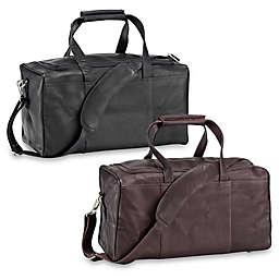 Piel Leather® Traveler's Select XS Duffle Bag