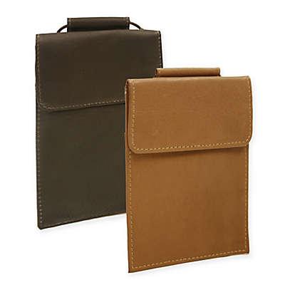 Piel® Leather Classic Hanging Passport Holder
