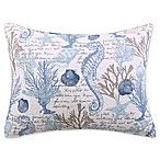 Sag Harbor Standard Pillow Sham in Blue