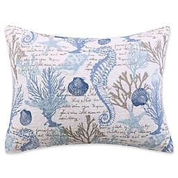Sag Harbor Pillow Sham in Blue