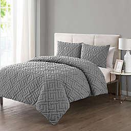 VCNY Home Artemis Embossed Comforter Set