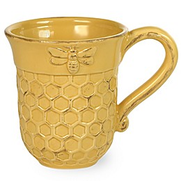 Boston International Honeycomb Mugs (Set of 2)