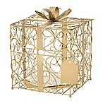 Cathy's Concepts Reception Card Holder in Gold