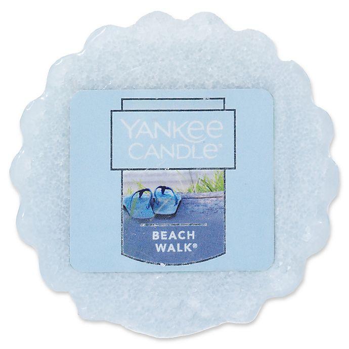 Alternate image 1 for Yankee Candle® Tarts® Beach Walk® Wax Melt