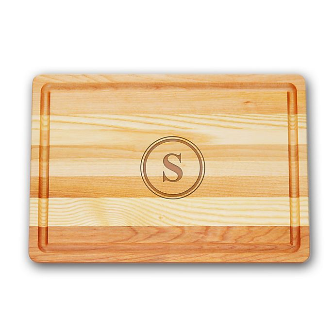 Alternate image 1 for Carved Solutions Master 10-Inch x 14.5-Inch Wood Cutting Board