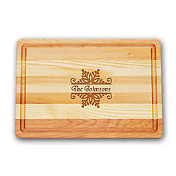 Carved Solutions Snowflake 14.5-Inch Master Collection Board