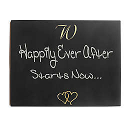Cathy's Concepts Ring Bearer Wedding Chalkboard Sign