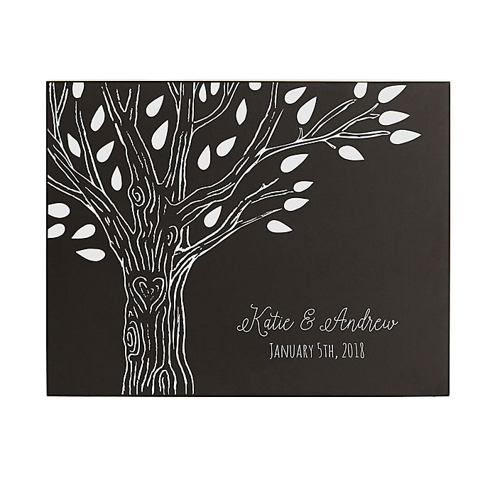 Cathy S Concepts Family Tree Chalkboard Wall Art Bed Bath