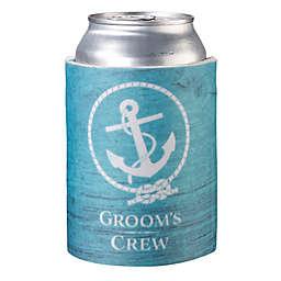 Lillian Rose™  Groom's Crew Cozy Cup in Aqua