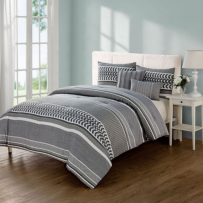 Alternate image 1 for VCNY Home Marcus Comforter Set