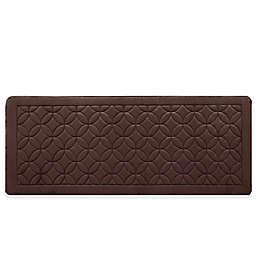 VCNY Chanel 24-Inch x 60-Inch Memory Foam Bath Runner in Chocolate