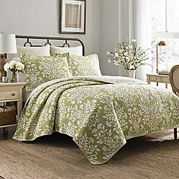 Laura Ashley® Rowland Quilt Set