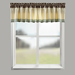 Croscill® Fairfax Bath Window Curtain Valance