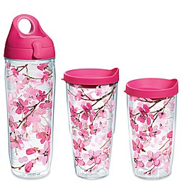Tervis® Japanese Cherry Blossom  Wrap Tumbler with Lid