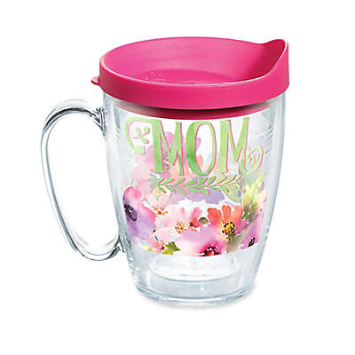 Tervis® Watercolor Mom Floral 16 oz. Mug with Lid