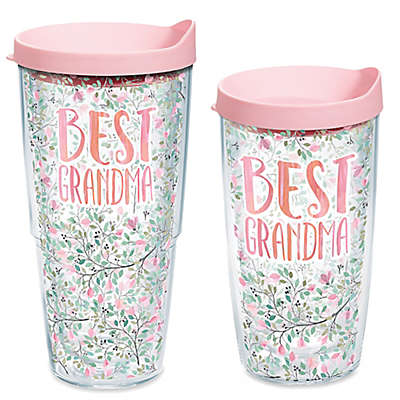 Tervis® Dainty Floral Grandma Tumbler with Lid