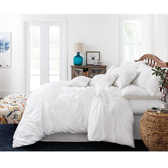 Alternate image 1 for Crisp White Coastal Bedroom