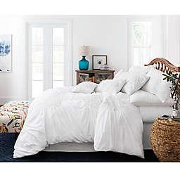 Crisp White Coastal Bedroom
