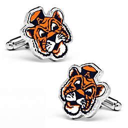 Auburn University Mascot Silver-Plated and Enamel Cufflinks