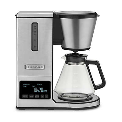 Cuisinart® PurePrecision Pour-Over Coffee Brewer with Glass Carafe
