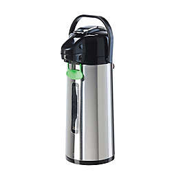 OGGI™ 2.2 Liter Stainless Steel Pumpmaster with Viewing Window