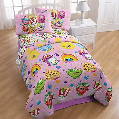 Shopkins™ Moose Toys Party 4-Piece Twin Comforter Set