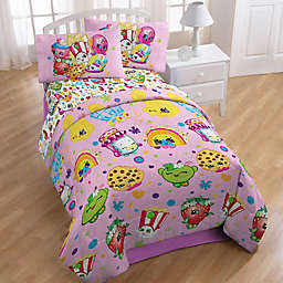 Shopkins™ Moose Toys Party 4-Piece Twin Comforter Set