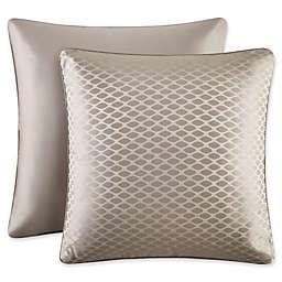 J. Queen New York Astoria European Pillow Sham in Sand