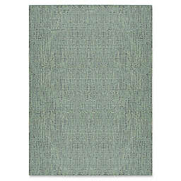 Barclay Butera Intermix Sea Rug in Blue