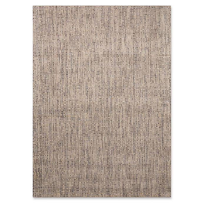 Alternate image 1 for Barclay Butera Intermix Smoke Rug in Grey