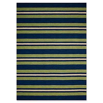 Nourison Barclay Butera Oxford Handmade Rug in Breeze