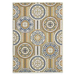 Nourison Caribbean Machine Woven Indoor/Outdoor Area Rug